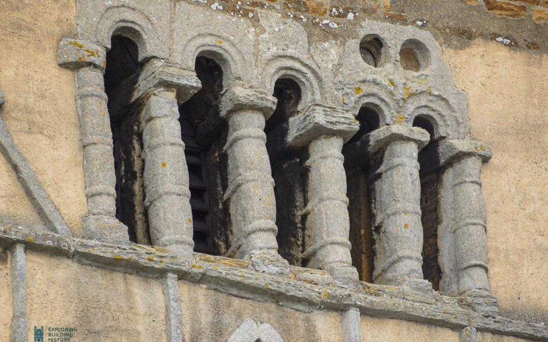 Anglo-Saxon Baluster Shafts: Northamptonshire