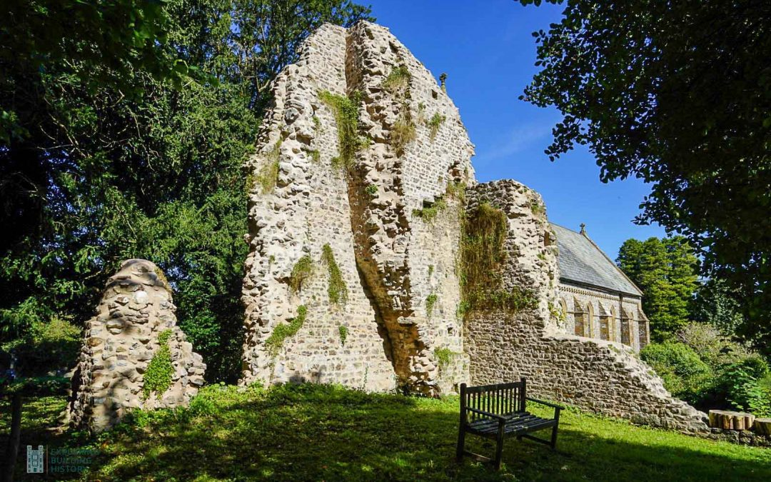 Life on the edge – the Cistercian Abbey of Dunkeswell, Devon