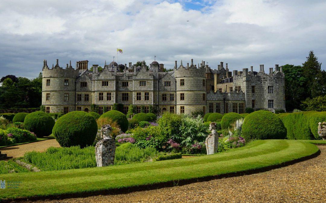 Arcadia in Wiltshire – Longford Castle