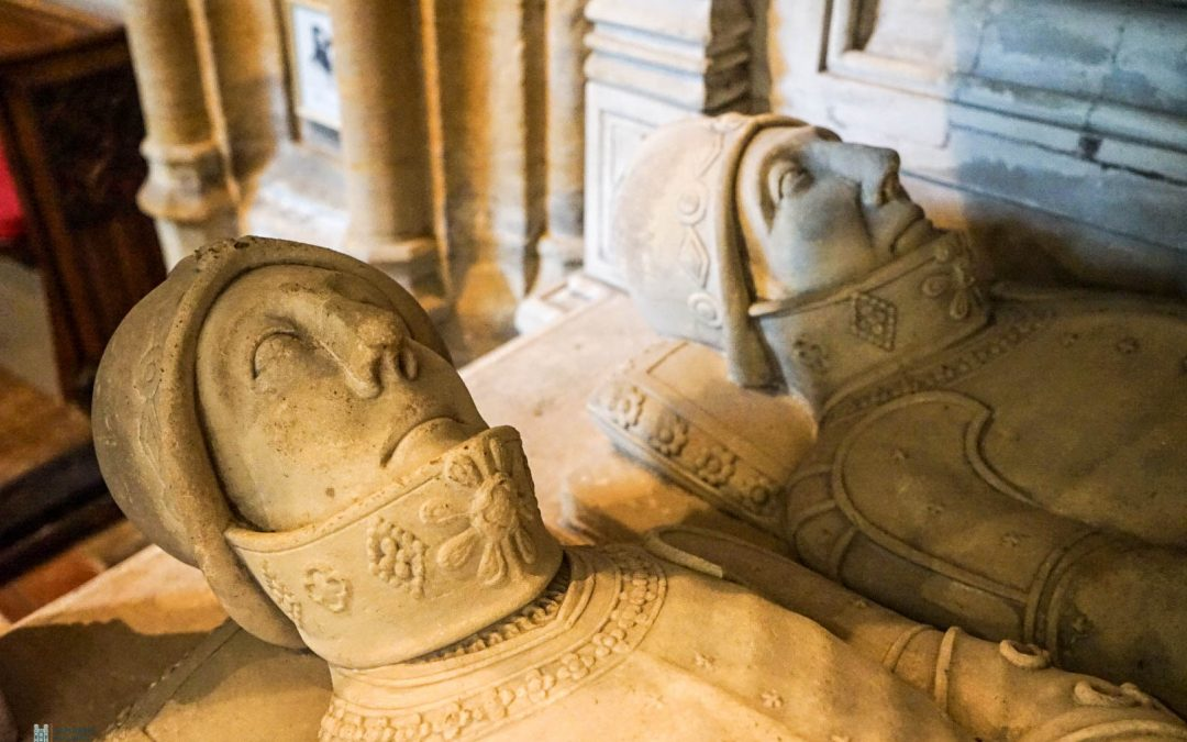 IDENTITY IN MEMORIAL – Part 2 The Horsey Monument, Sherborne Abbey