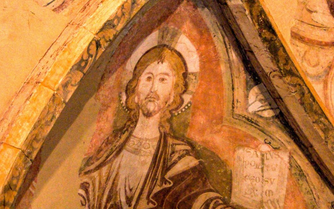 WINCHESTER: 12th CENTURY WALL PAINTINGS – A REMARKABLE SURVIVAL