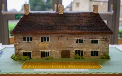40 Years of the Somerset Vernacular Building Research Group