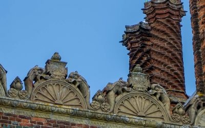 Ambition in Terracotta: Layer Marney Gatehouse circa 1520