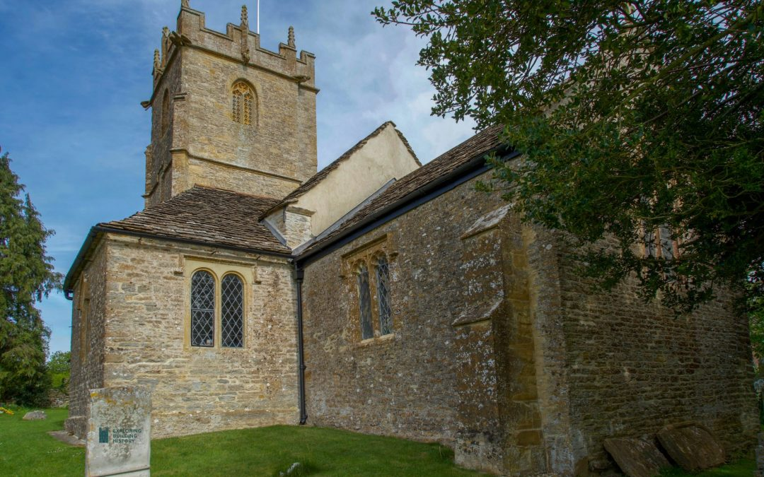 Sir Walter Raleigh in Dorset Part 2: The Quiet Country Church