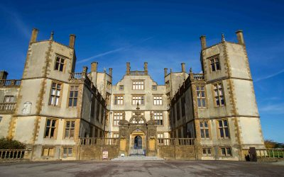 Sir Walter Raleigh in Dorset Part 3: Architectural Ambition – A New Castle for Sherborne