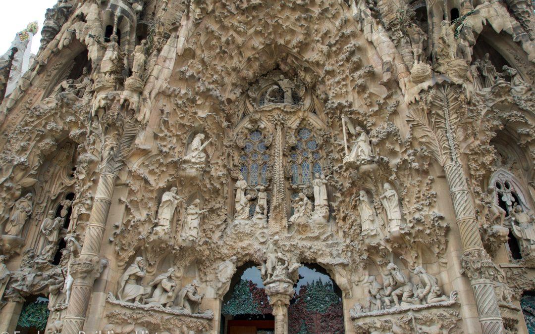 An Architectural Pilgrimage – The Nativity Façade of Sagrada Familia, Barcelona