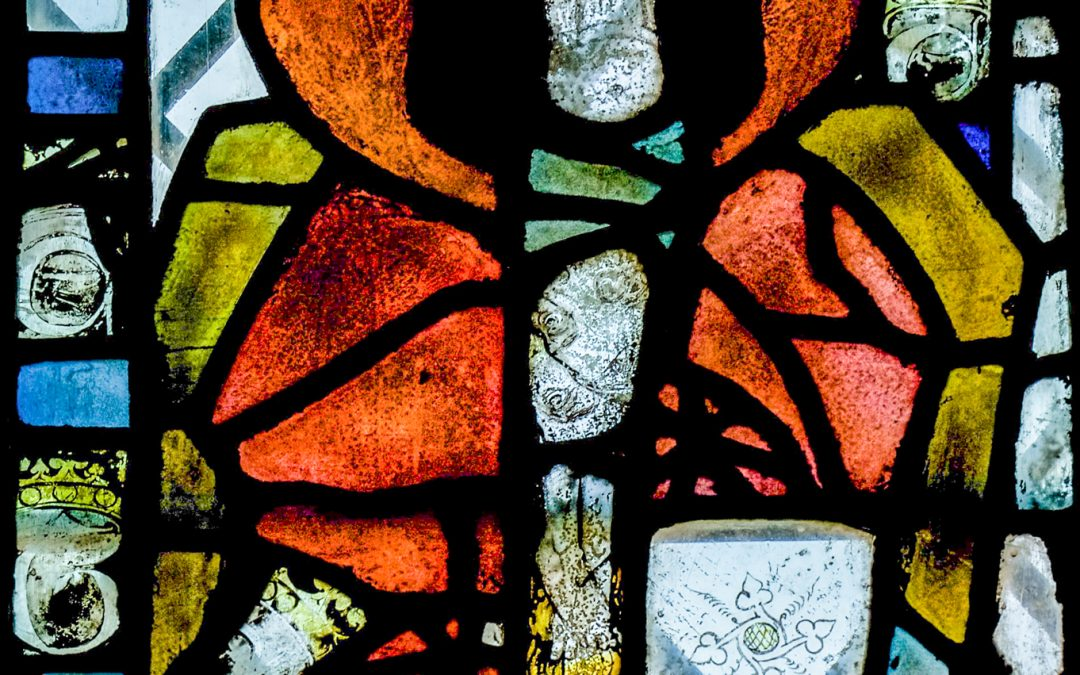 The Evolution of English Stained Glass 1: Late-7th Century until 14th Century
