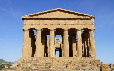 GREEK TEMPLES & THE 18th C GRAND TOUR – Learning about the Doric Order