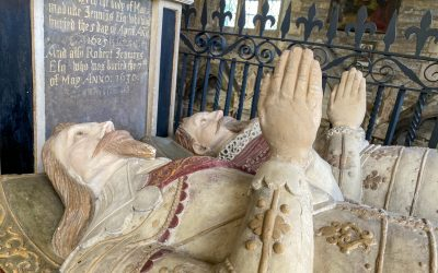 The Jennings Tomb Monument at Curry Rivel Church: An Example of The English Renaissance in the early-17th C
